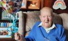 Joseph Simpson turns 100 with a low-key celebration