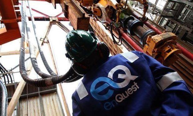 EnQuest is buying Bentley, one of largest untapped North Sea discoveries.