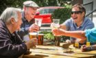 Pubs and bars will be able to serve alcohol outside