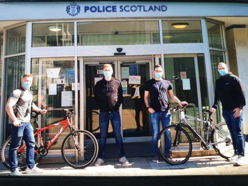 On The Beat: Police crack down on cycle thieves