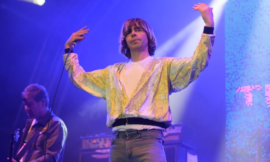 The Charlatans played a blistering gig at the Music Hall in 2004... but a bug laid hundreds of fans low.