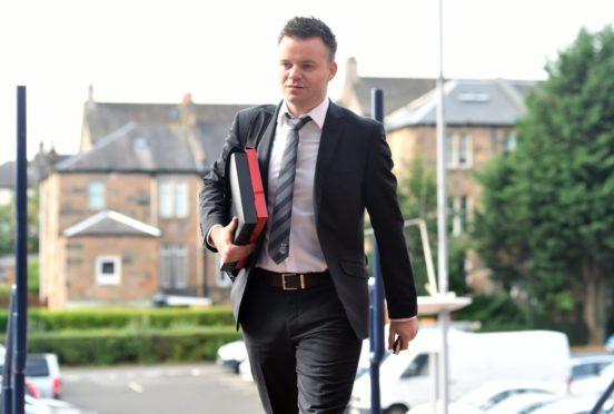 Aberdeen director of football Steven Gunn is heading the search for a new head of recruitment.