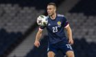Andrew Considine wasn't included in Scotland's squad for the European Championships