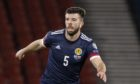 Scotland defender Grant Hanley is gearing up for the Euros