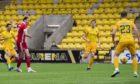 Ryan Hedges scores to make it 2-0 against Livingston.