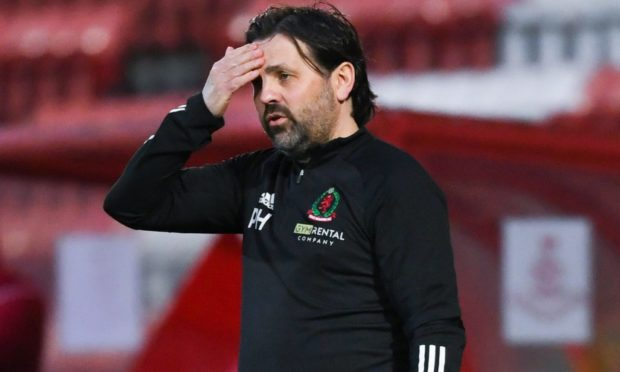 Cove manager Paul Hartley.