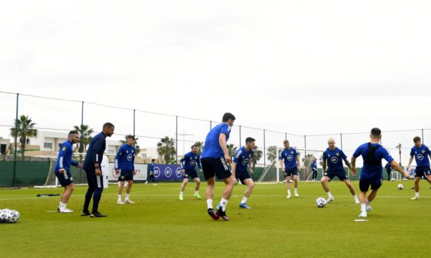 Scotland are preparing for this summer's tournament with games against the Netherlands and Luxembourg.