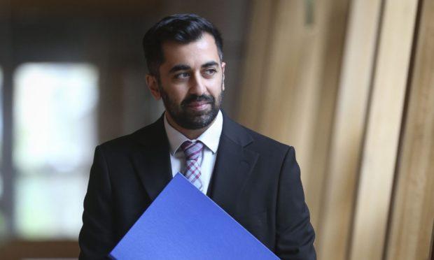 Health secretary Humza Yousaf