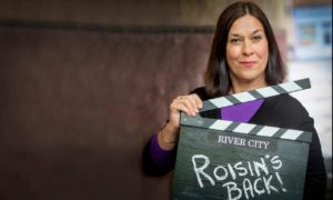 Joyce Falconer is making a return to River City as the hugely-popular Roisin.
