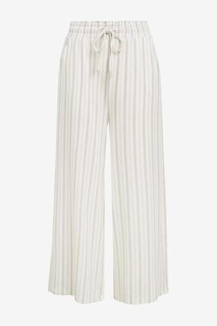 Jersey Culottes – Next, £22