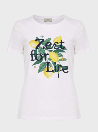 Pixie Printed T-Shirt – Hobbs, £35