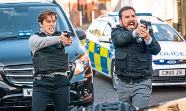 Scott Begbie: There's no cop-out over how Line of Duty ended