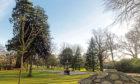 Hazlehead Park.