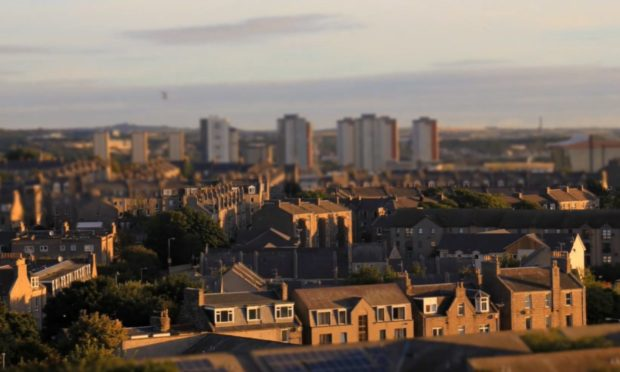 Aberdeen City: poor UK standings on house prices but signs of improvement.