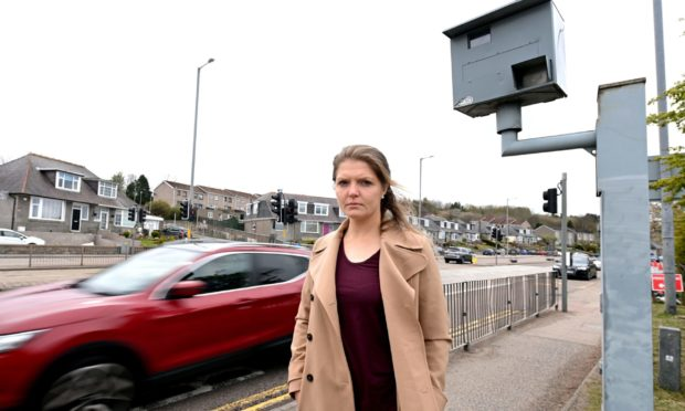 Harriet Cross raised concerns about speeding following the publication of the statistics.