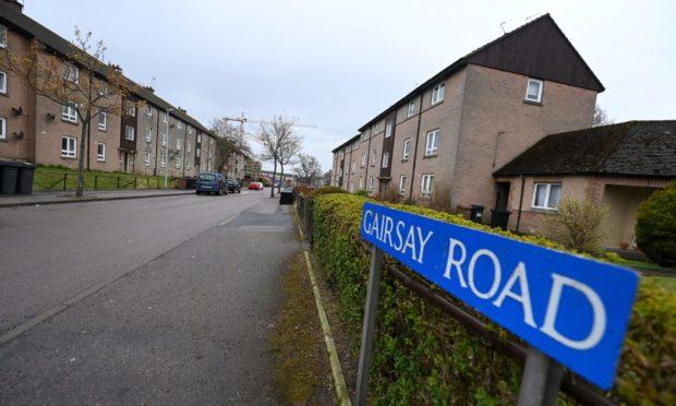 Gairsay Road, Aberdeen.