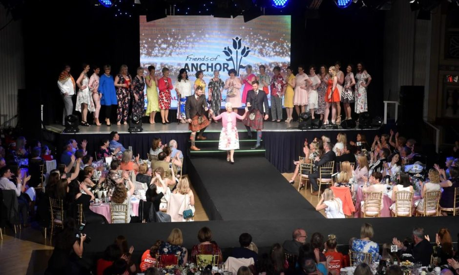 Courage on the Catwalk will be returning in 2022 following the pandemic which has brought it to a halt.