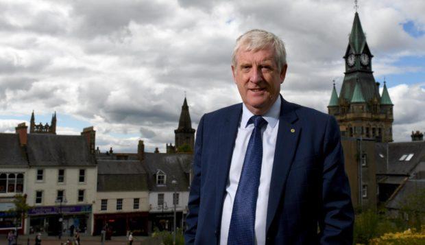 Douglas Chapman MP.