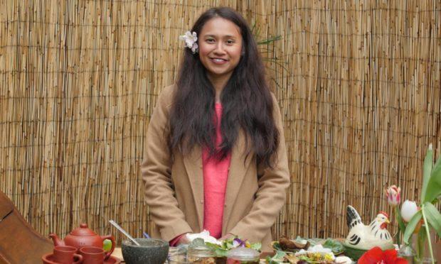 Dina Watt, The Indonesian Cook,