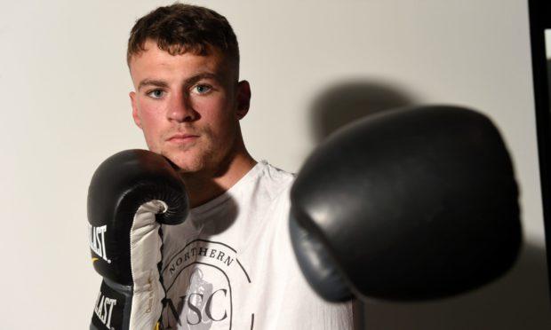 Northern Sporting Club boxer Callum Stuart