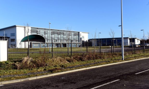 Ellon Academy Community Campus.
