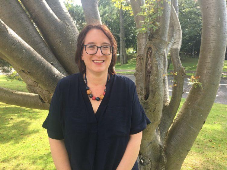 Virtual headteacher Emma Allen works for hundreds of children in care across Aberdeenshire