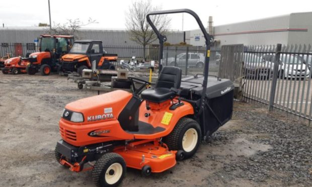 Equipment worth over £10,000 stolen from Peterhead property