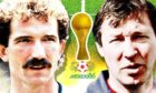Graeme Souness and Alex Ferguson would go toe-to-toe at the Mexico World Cup.