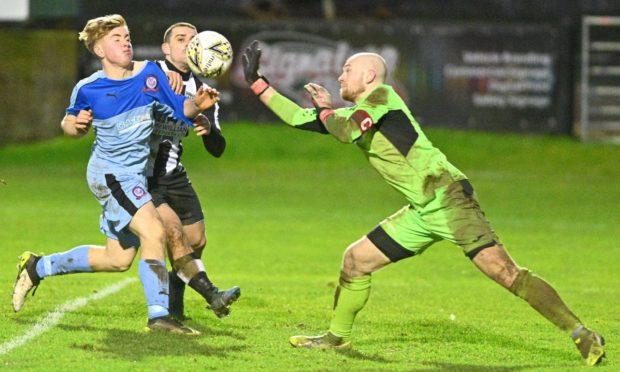 Fraser Hobday is joining junior side Banks o' Dee.