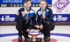 Bruce Mouat and Jen Dodds helped Scotland to glory in the World Mixed Doubles in Aberdeen.