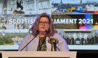 Aberdeen Donside Jackie Dunbar