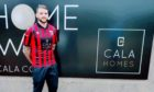 Inverurie Locos have announced the signing of defender Kieran Adams from Bridge of Don Thistle