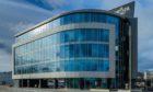 Neptune Energy's office building on North Esplanade West, Aberdeen.