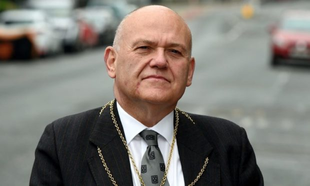 Lord Provost Barney Crockett is resisting calls to back the motion, allowing councillors to debate giving NHS Grampian the Freedom Of Aberdeen