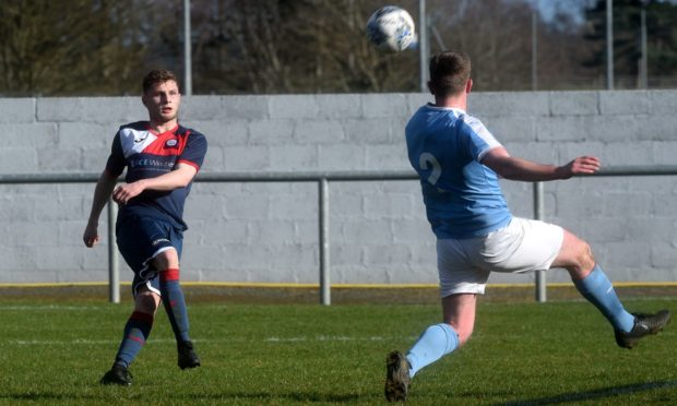 Turriff United will be the first side to meet Brechin City in the Highland League. Picture by Darrell Benns