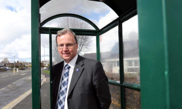 Late Councillor Fergus Hood.