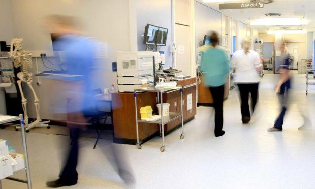 NHS Grampian candour