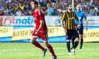 阿伯丁此前曾在2015年的欧洲联赛中与FS Kairat Almaty交手。