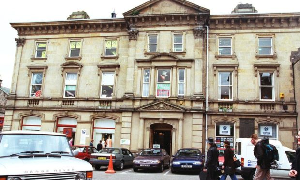 An earlier hearing of the tribunal was heard at Highland Rail House.