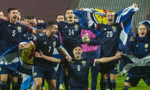 Scotland ended 23 years of misery by beating Serbia in their crucial Euro 2020 qualifier.