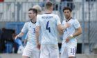 Scotland start the Euros against the Czech Republic on Monday.