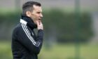 Aberdeen manager Stephen Glass is preparing his side for the Euro clash with BK Hacken.