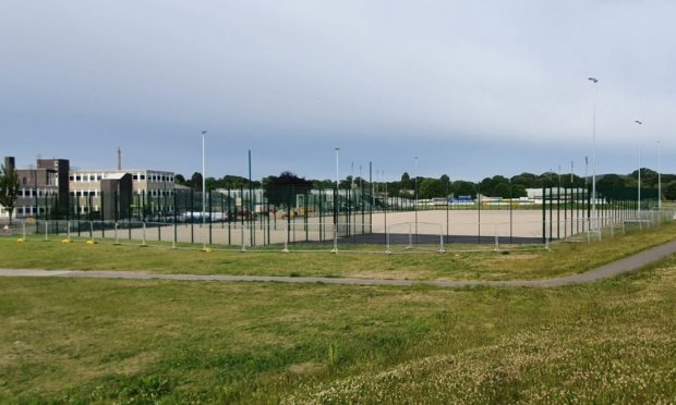 There will be three sports pitches at the Lesser Borough Briggs complex.