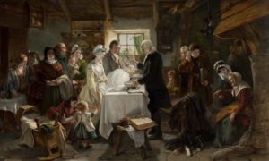 To go with story by Scott Begbie. Two-Minute Masterpiece: Video featuring Baptism In Scotland held at Aberdeen Art Gallery.  Picture shows; Baptism In Scotland. Aberdeen. Supplied by Aberdeen Art Gallery Date; Unknown