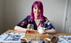 Donna Ferenth, the owner of Unravel Tea in Aberdeen, is aiming to change people's perceptions of the hot drink.