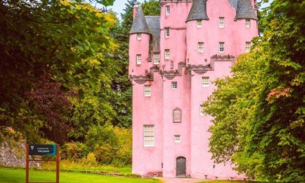 Craigiever Castle.