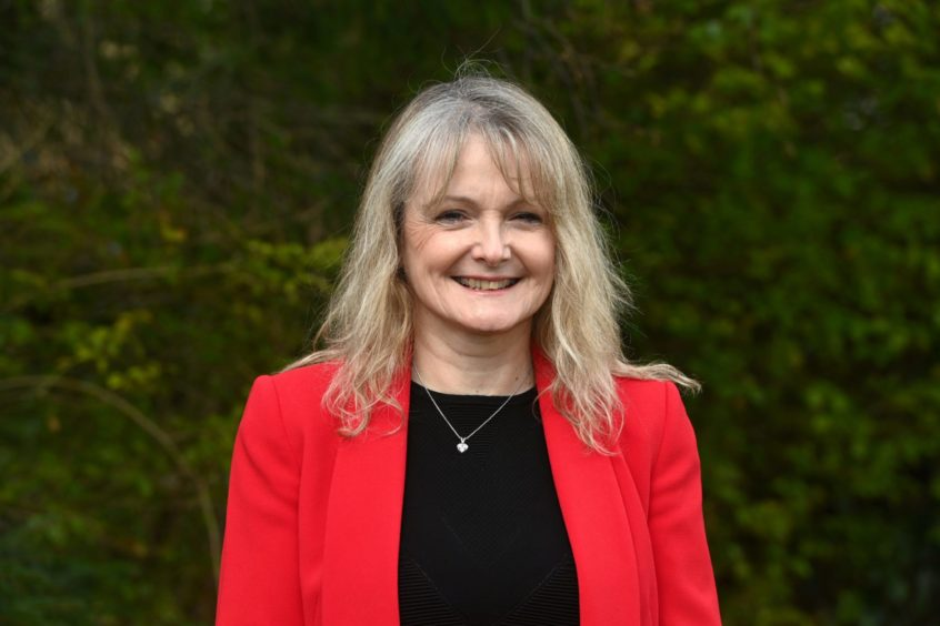 Susan Webb from NHS Grampian has written to parents.