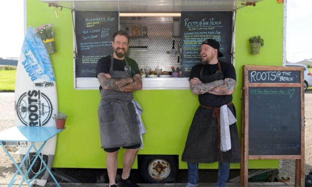 Roots @ The Beach's tasty plant-based street food features in this week's edition of Talk of the Town.