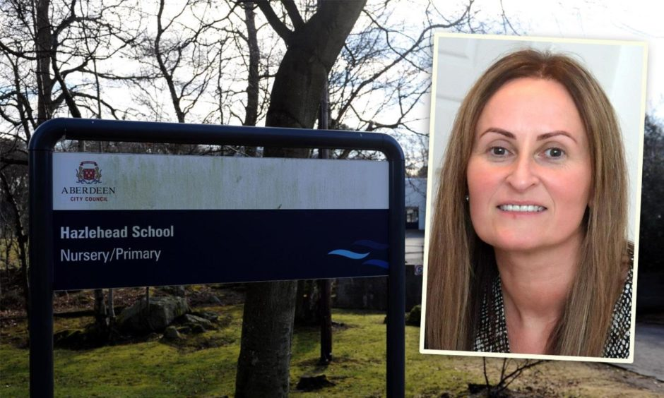 Parents have hit out after nursery teacher Emma Johnston returned to work at Hazlehead Primary nursery on the same day she pled guilty in court to stalking.