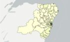这里是过去一周冠状病毒感染率最高的东北部地区
